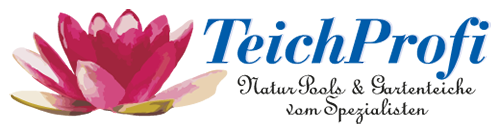 Logo Teichprofi Footer